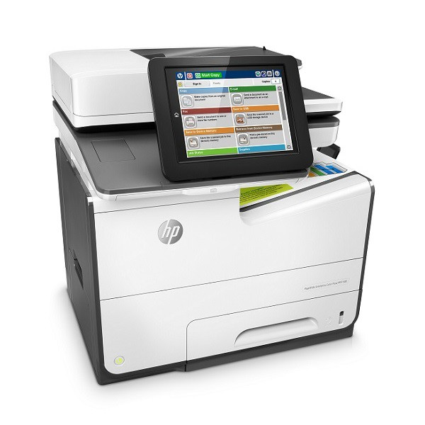 HP PageWide MFP E58650DN (Managed)