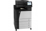 HP Enterprise flow MFP M880z+, color