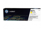 HP        Toner-Modul 827A        yellow