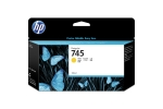 HP        Tintenpatrone 745       yellow
